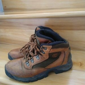 Timberland women's brown boots size 6.5